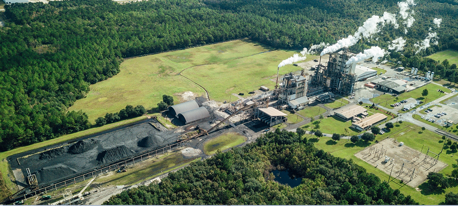 Calgon Carbon's Pearl River Plant in Mississippi